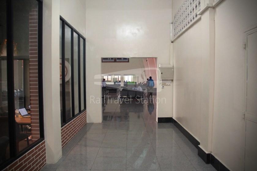 Airport Shuttle Train AIRPORT-PP 1635 PM Airport Phnom Penh 103