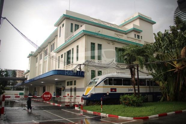 Airport Shuttle Train AIRPORT-PP 1635 PM Airport Phnom Penh 111
