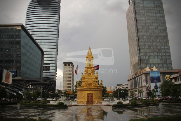 Airport Shuttle Train AIRPORT-PP 1635 PM Airport Phnom Penh 130