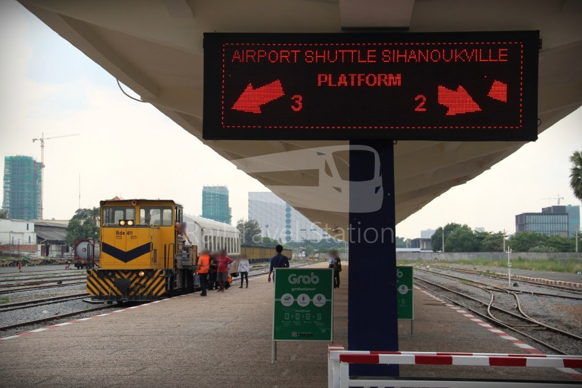 Airport Shuttle Train Airport Phnom Penh 94