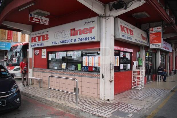 Cityliner Service 9 Failed Kota Bharu Airport 003