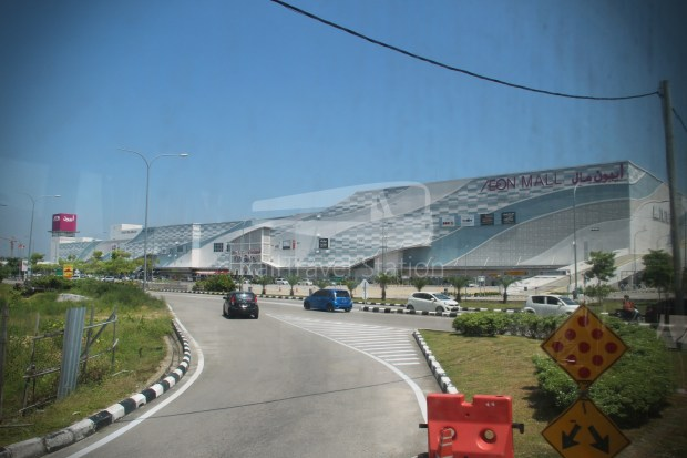 Cityliner Service TESCO Kota Bharu AEON TESCO KB Mall 014