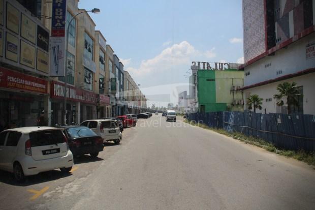 Cityliner Service TESCO Kota Bharu AEON TESCO KB Mall 018