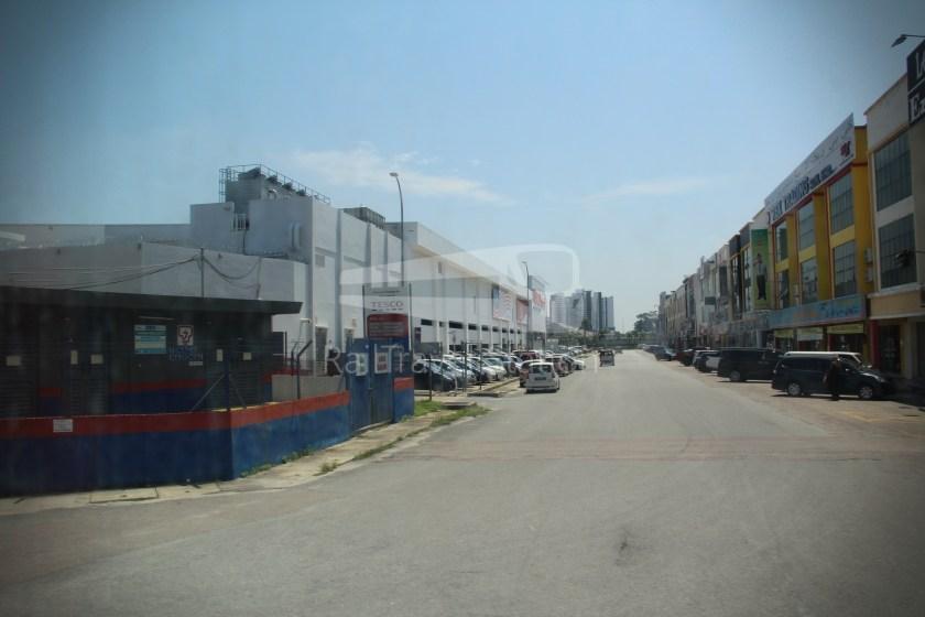 Cityliner Service TESCO Kota Bharu AEON TESCO KB Mall 021