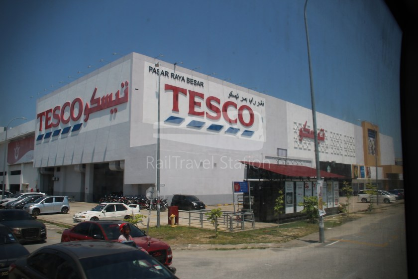 Cityliner Service TESCO Kota Bharu AEON TESCO KB Mall 023