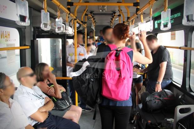 Hanoibus Airport Bus 86 Noi Bai International Airport Hanoi Railway Station 07