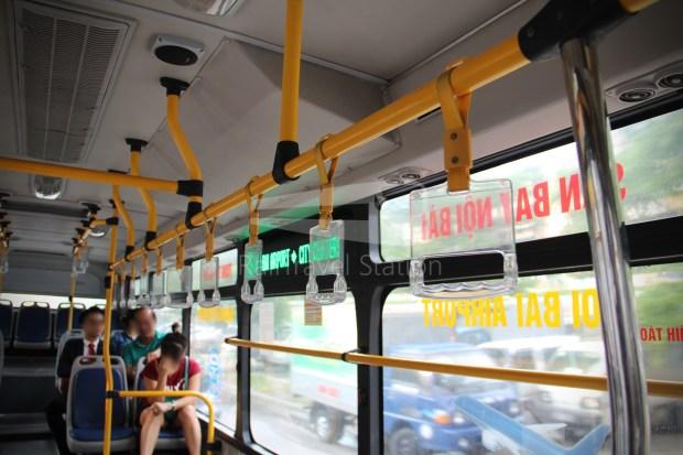 Hanoibus Airport Bus 86 Noi Bai International Airport Hanoi Railway Station 20