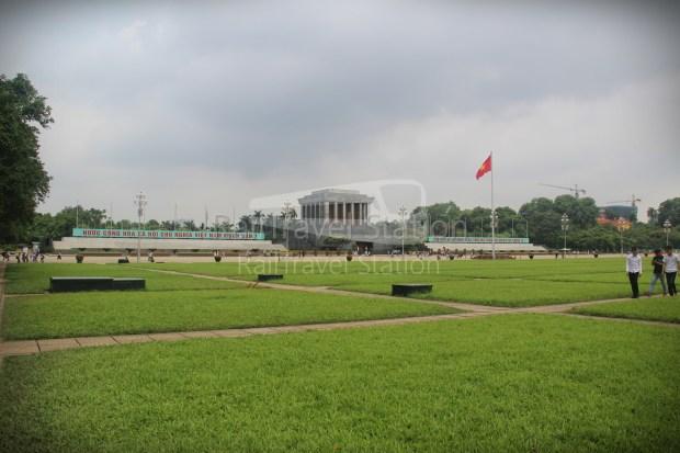 London to Singapore Day 29 Hanoi 13