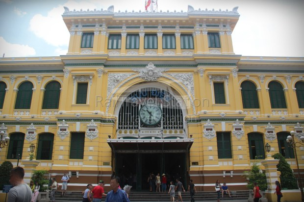 London to Singapore Day 31 Ho Chi Minh 21