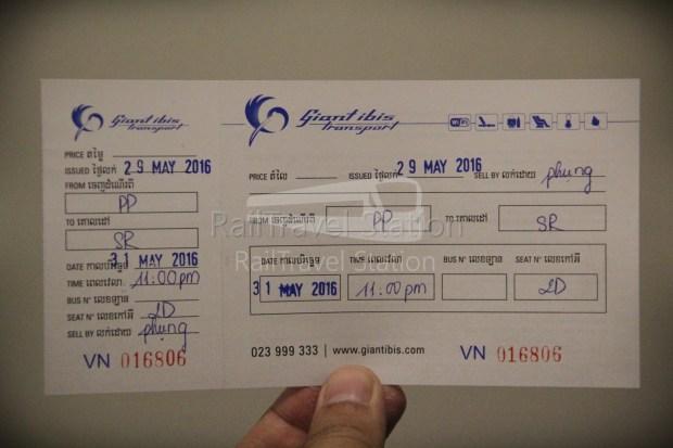 London to Singapore Day 32 Ho Chi Minh to Phnom Penh 02