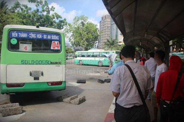 London to Singapore Day 32 Ho Chi Minh to Phnom Penh 06