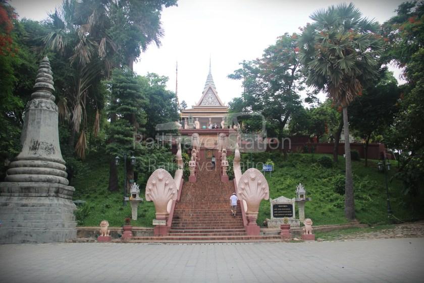 London to Singapore Day 32 Ho Chi Minh to Phnom Penh 25