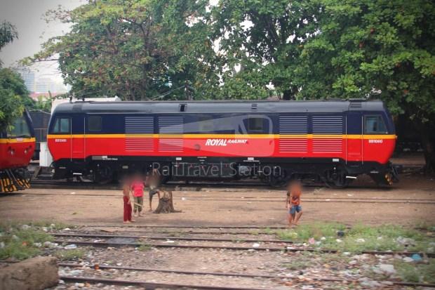 PNH-PS-BB-SS-PP 0715 AM Phnom Penh Poipet by Train 075