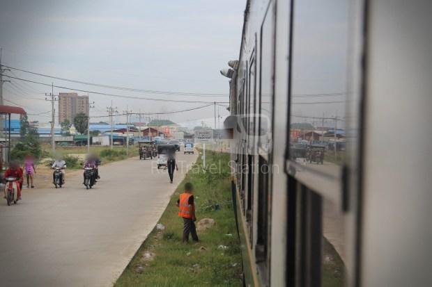 PNH-PS-BB-SS-PP 0715 AM Phnom Penh Poipet by Train 105