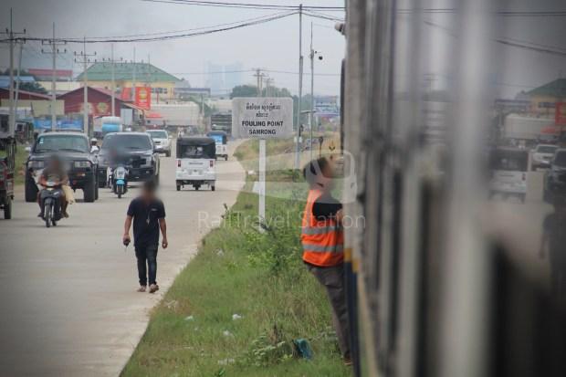PNH-PS-BB-SS-PP 0715 AM Phnom Penh Poipet by Train 106