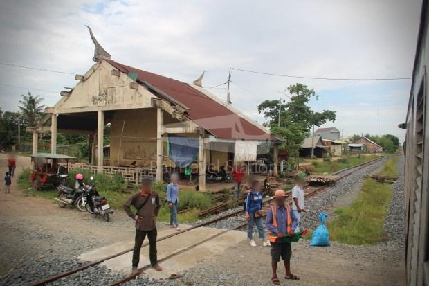 PNH-PS-BB-SS-PP 0715 AM Phnom Penh Poipet by Train 120