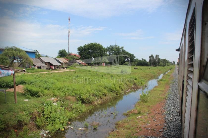 PNH-PS-BB-SS-PP 0715 AM Phnom Penh Poipet by Train 140