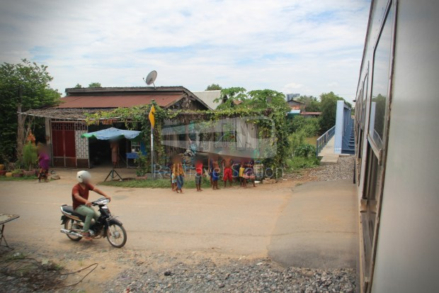 PNH-PS-BB-SS-PP 0715 AM Phnom Penh Poipet by Train 158