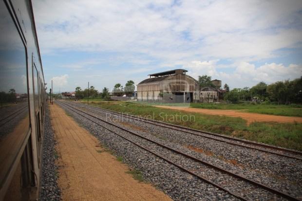 PNH-PS-BB-SS-PP 0715 AM Phnom Penh Poipet by Train 164