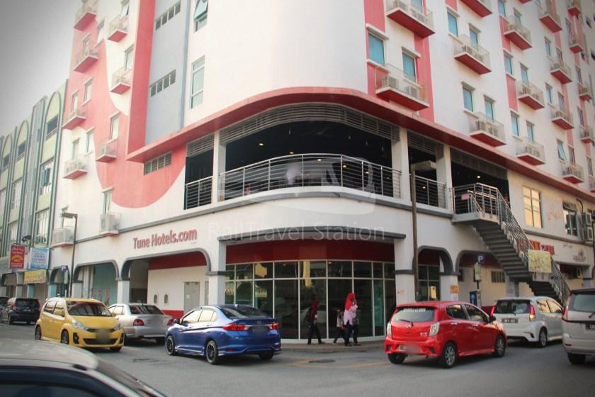Tune Hotel Kota Bharu City Centre 002