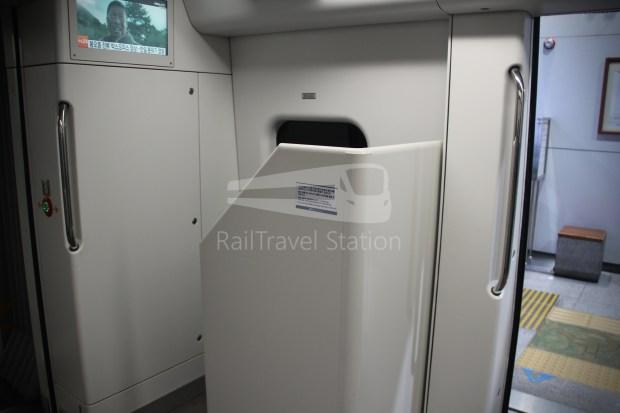 AREX Express Train Incheon International Airport Terminal 1 Seoul Station 038