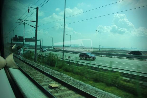 AREX Express Train Incheon International Airport Terminal 1 Seoul Station 047