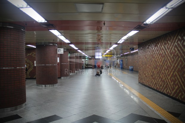 AREX Express Train Incheon International Airport Terminal 1 Seoul Station 096