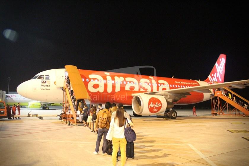 AirAsia AK6049 JHB KUL for BWN 021