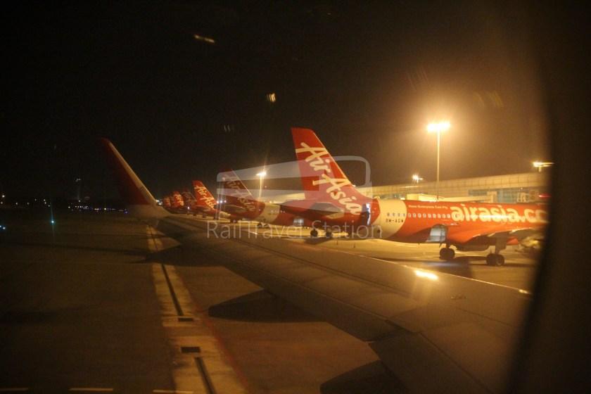 AirAsia AK6049 JHB KUL for BWN 040