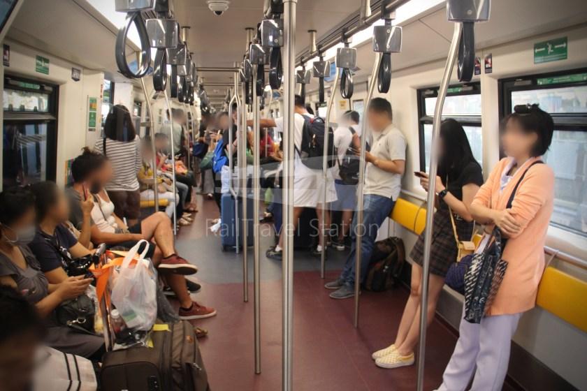 BTS Sukhumvit Line Chit Lom Phaya Thai Siemens Inspiro 003