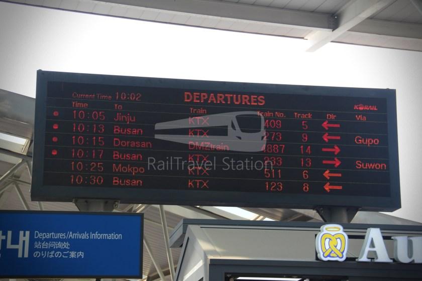 DMZ Train 4887 Seoul Dorasan 015