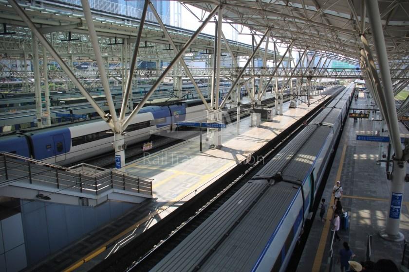 DMZ Train 4887 Seoul Dorasan 019