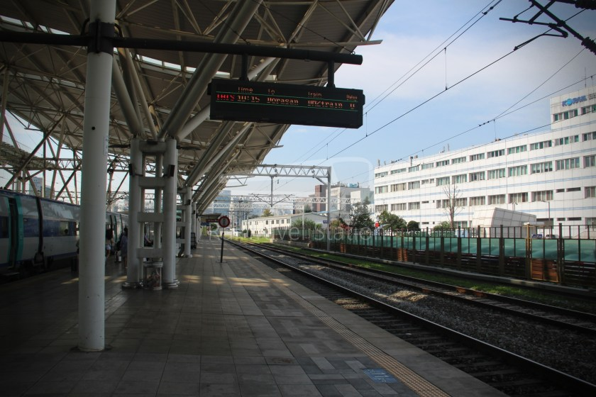 DMZ Train 4887 Seoul Dorasan 020