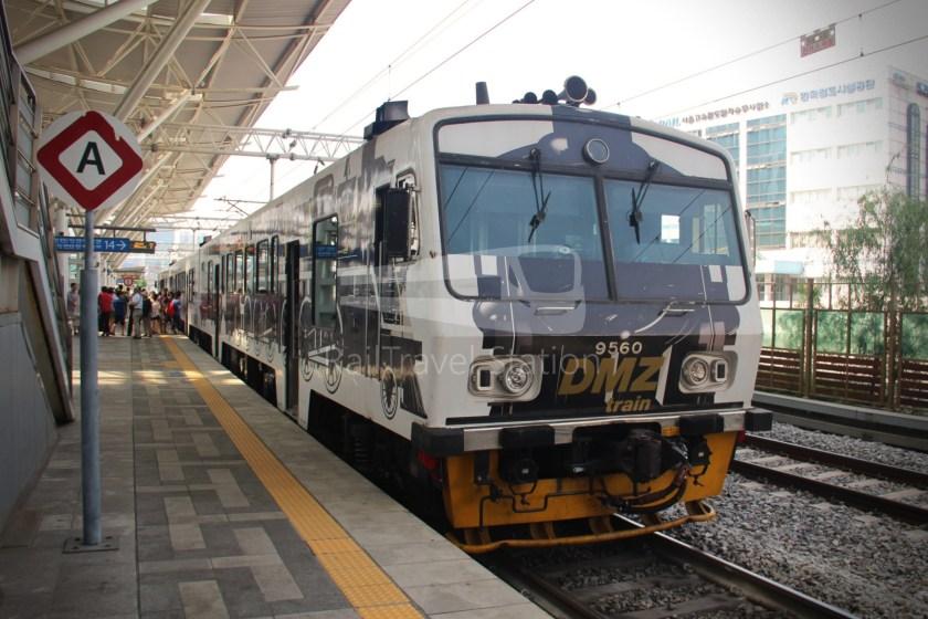 DMZ Train 4887 Seoul Dorasan 032