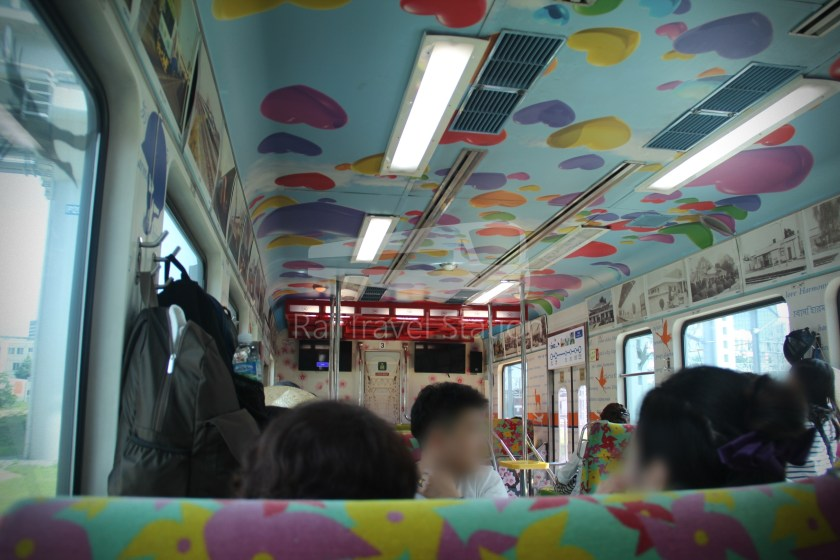 DMZ Train 4887 Seoul Dorasan 042