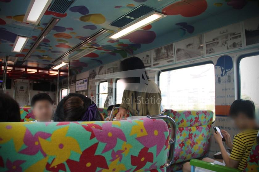 DMZ Train 4887 Seoul Dorasan 046