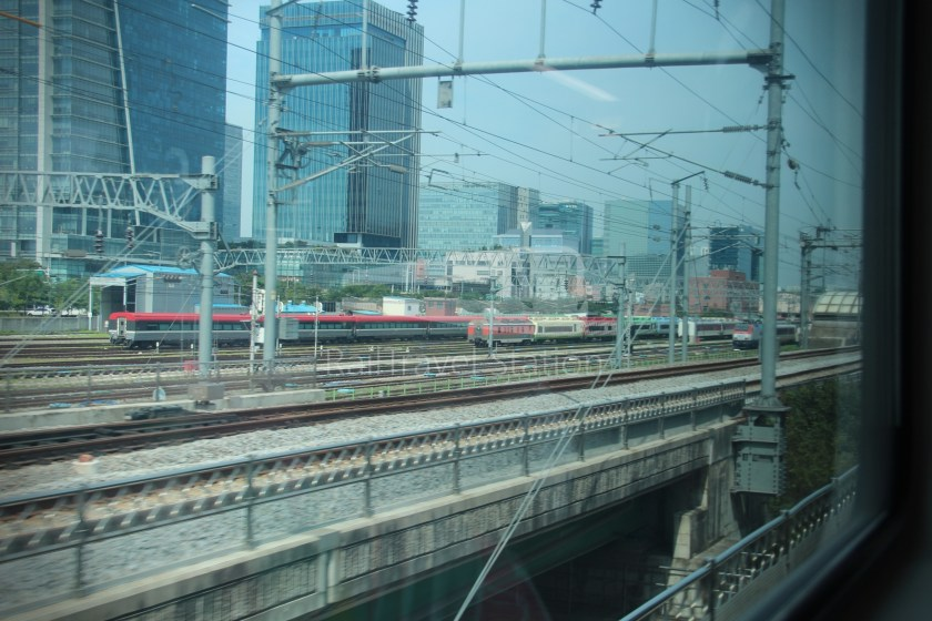 DMZ Train 4887 Seoul Dorasan 051