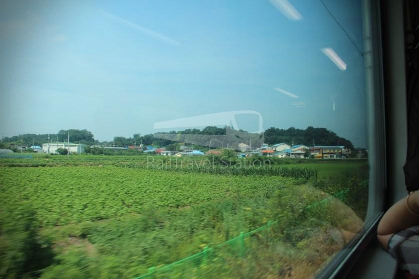DMZ Train 4887 Seoul Dorasan 067