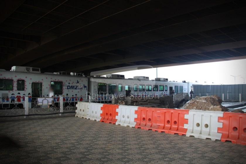 DMZ Train 4887 Seoul Dorasan 074