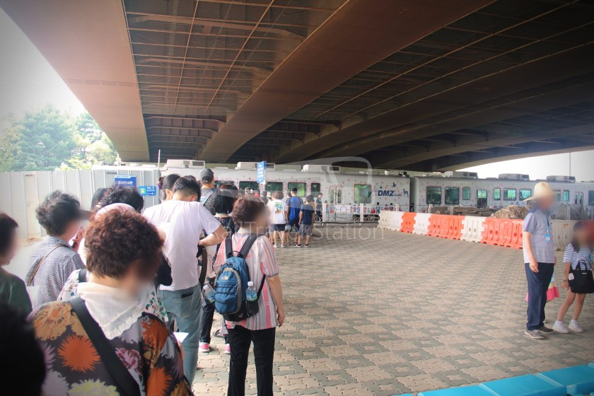 DMZ Train 4887 Seoul Dorasan 078