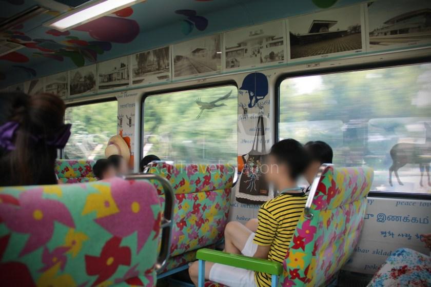 DMZ Train 4887 Seoul Dorasan 110