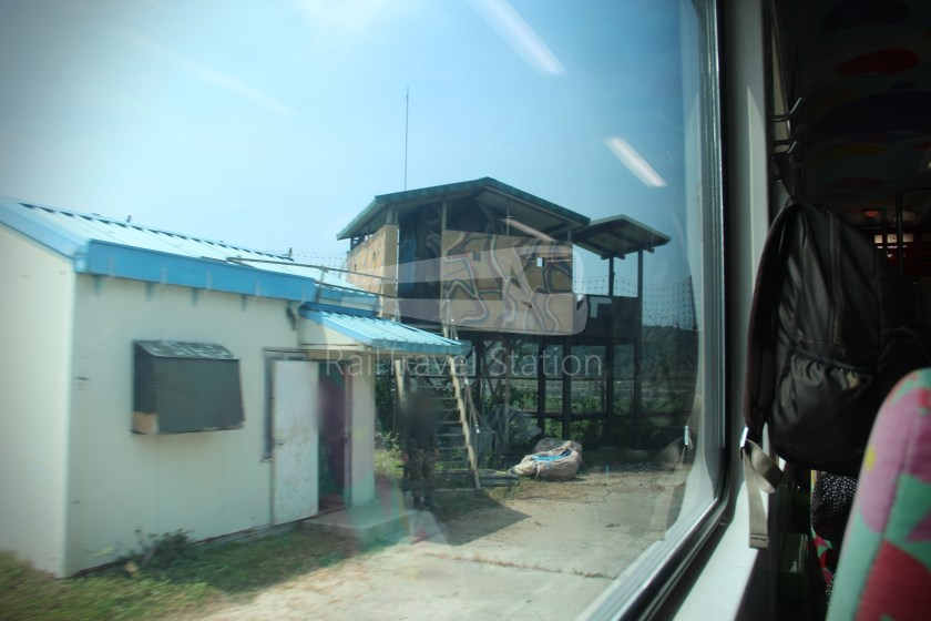 DMZ Train 4887 Seoul Dorasan 112
