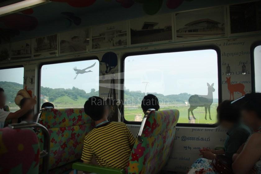 DMZ Train 4887 Seoul Dorasan 114