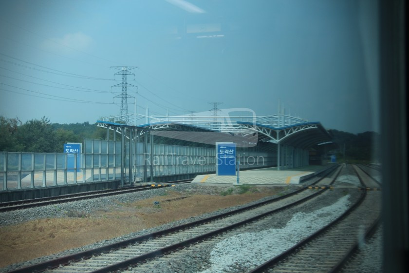DMZ Train 4887 Seoul Dorasan 126