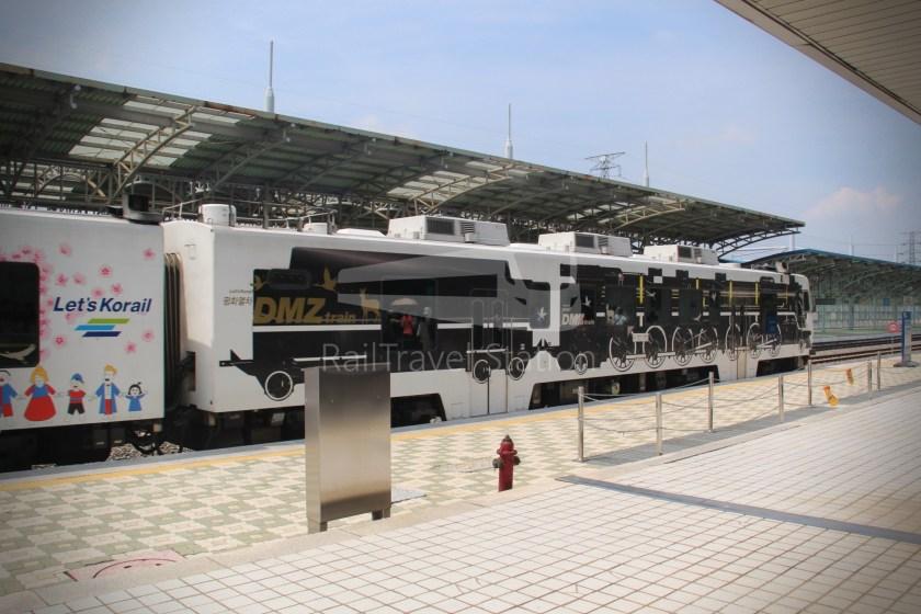 DMZ Train 4887 Seoul Dorasan 140