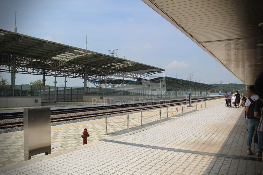 DMZ Train 4887 Seoul Dorasan 142