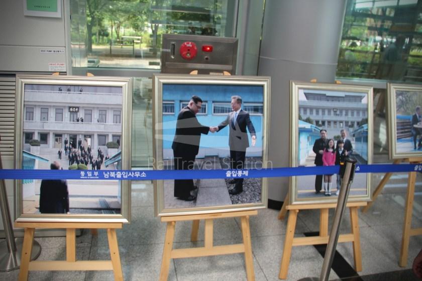 DMZ Train 4887 Seoul Dorasan 154