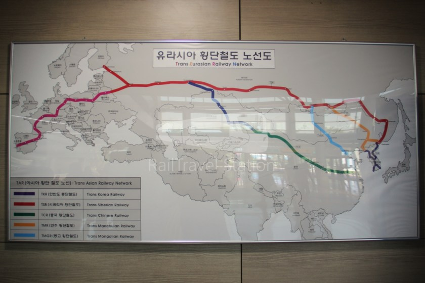 DMZ Train 4888 Dorasan Yongsan 015