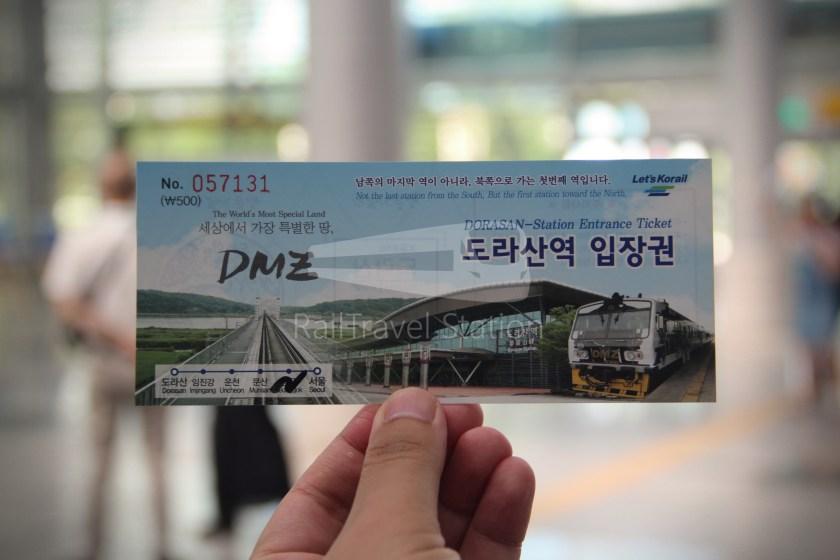 DMZ Train 4888 Dorasan Yongsan 019