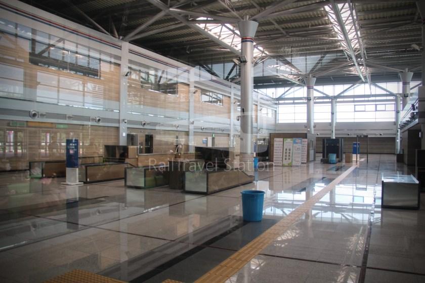 DMZ Train 4888 Dorasan Yongsan 022